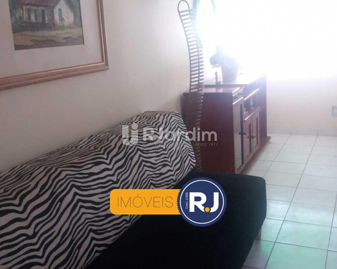LEBLON - Apartamento1 quarto Leblon - LAAP10253 - 4