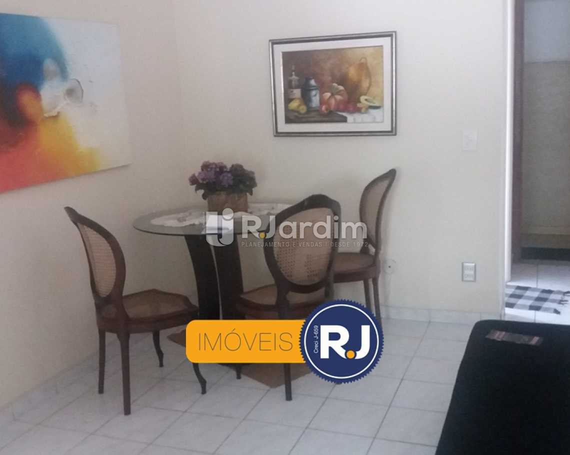 LEBLON - Apartamento1 quarto Leblon - LAAP10253 - 1