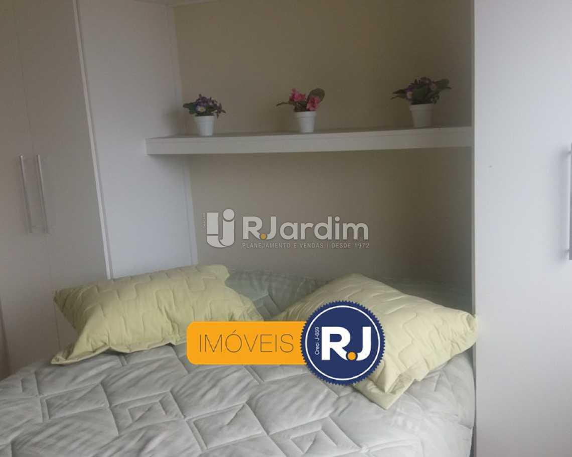 LEBLON - Apartamento1 quarto Leblon - LAAP10253 - 21