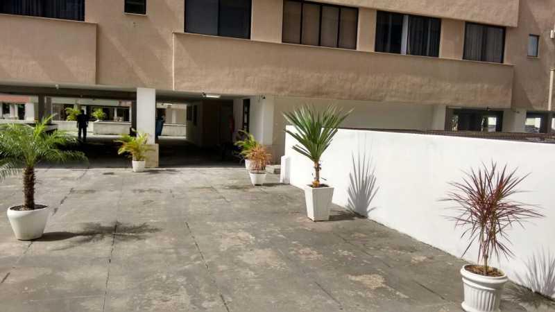 Res. Tijuca Sá Cavalcante - Residencial Tijuca Apartamento Tijuca 3 Quartos - LAAP31482 - 10