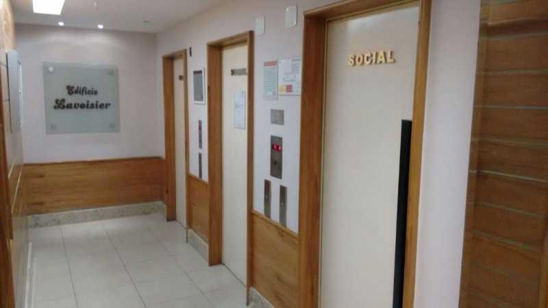 Res. Tijuca Sá Cavalcante4 - Residencial Tijuca Apartamento Tijuca 3 Quartos - LAAP31482 - 8