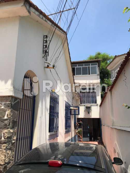 Garagem  - Compra Venda Casa Comercial Gávea - LACC40005 - 12
