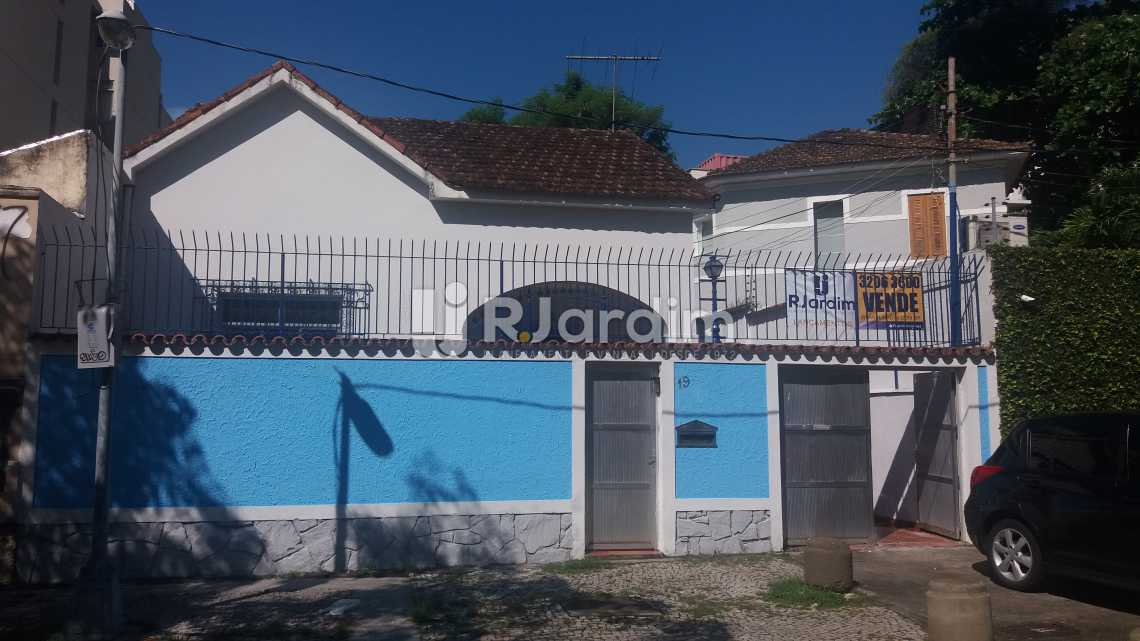 Fachada - Compra Venda Casa Comercial Gávea - LACC40005 - 19