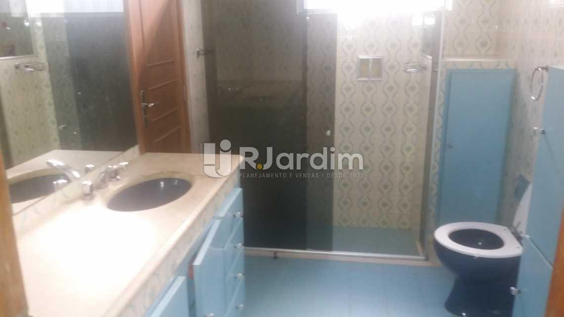 banheiro - Compra Venda Casa Comercial Gávea - LACC40005 - 25