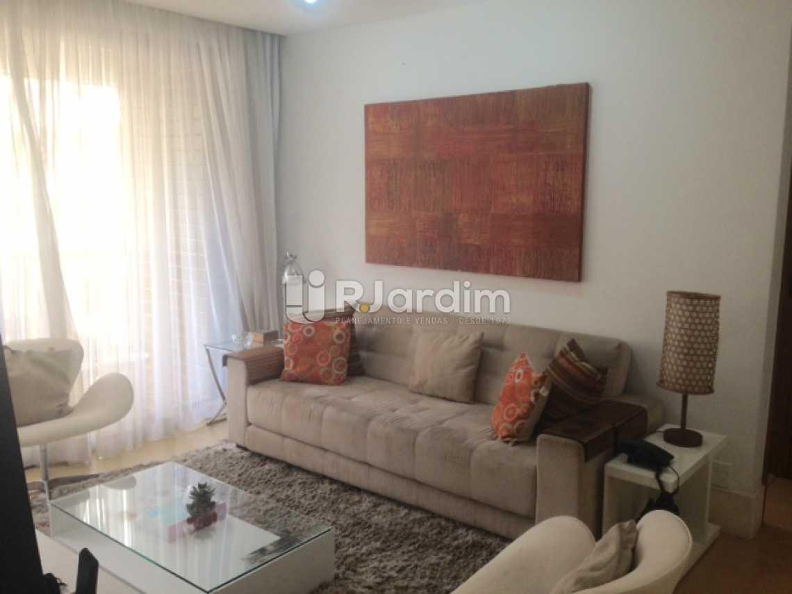 Salão - Aluguel Apartamento Ipanema 2 Quartos - LAFL20066 - 3