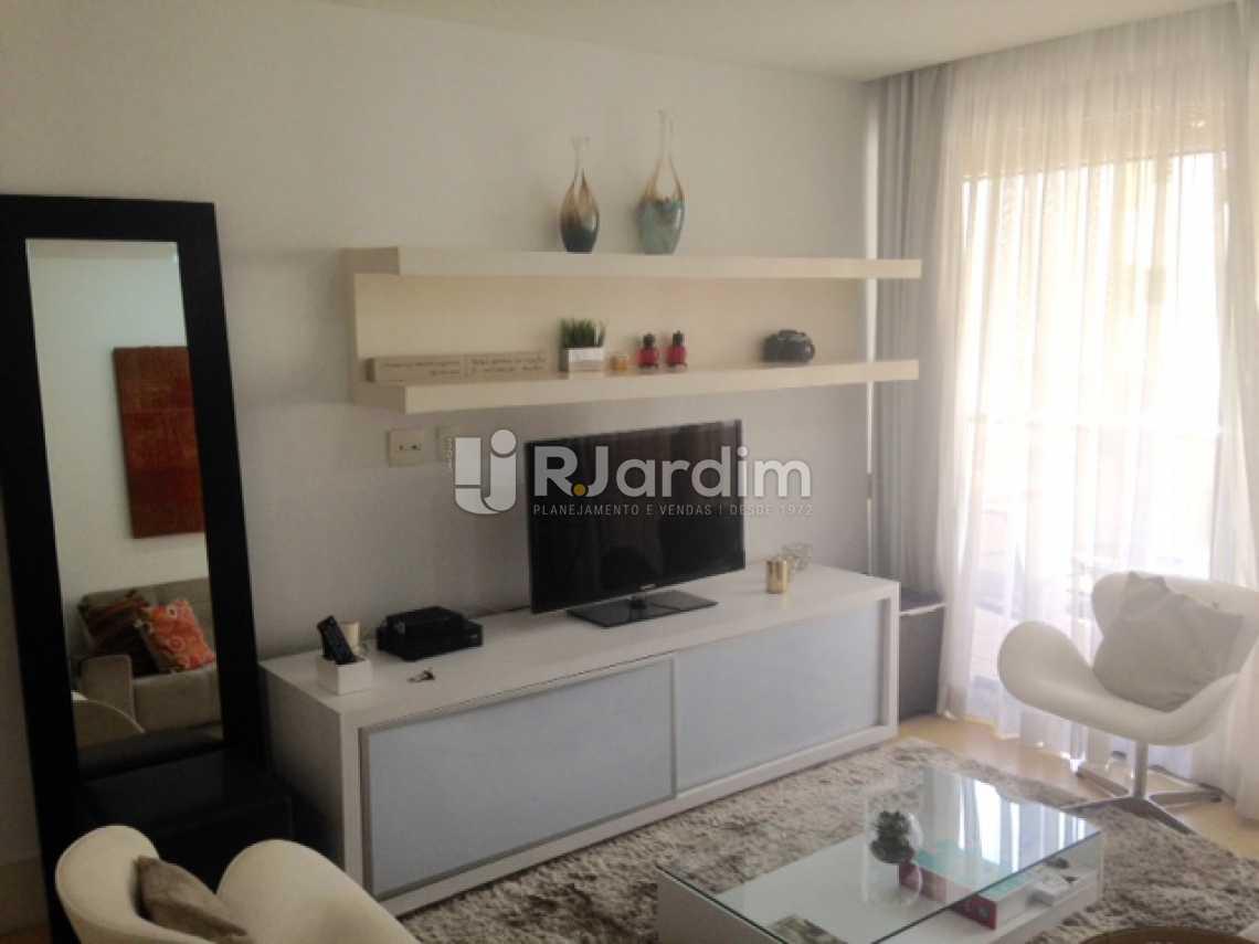 Salão - Aluguel Apartamento Ipanema 2 Quartos - LAFL20066 - 4