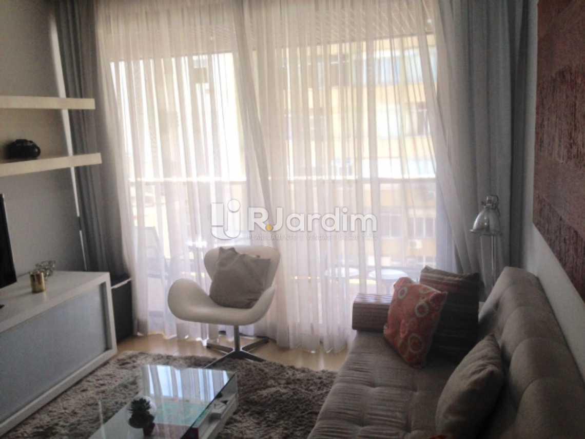 Salão - Aluguel Apartamento Ipanema 2 Quartos - LAFL20066 - 5