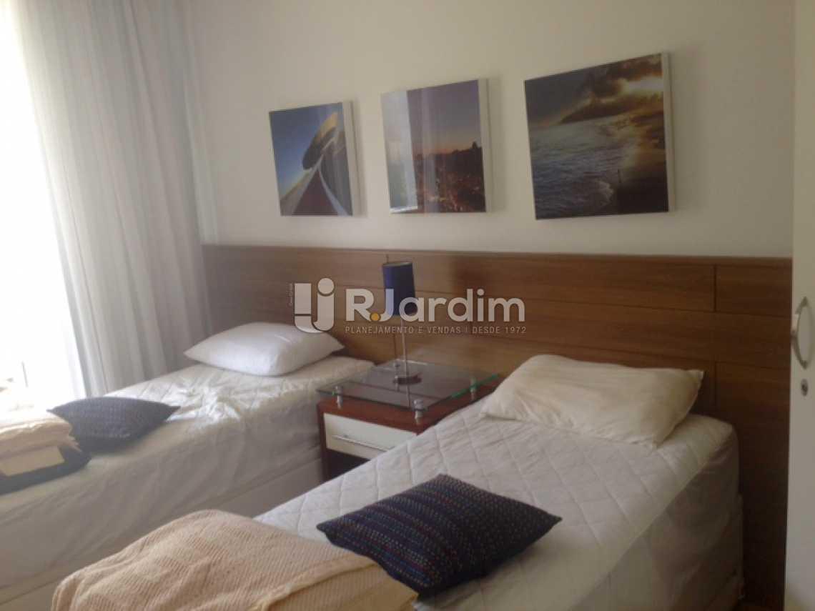 Quarto - Aluguel Apartamento Ipanema 2 Quartos - LAFL20066 - 10