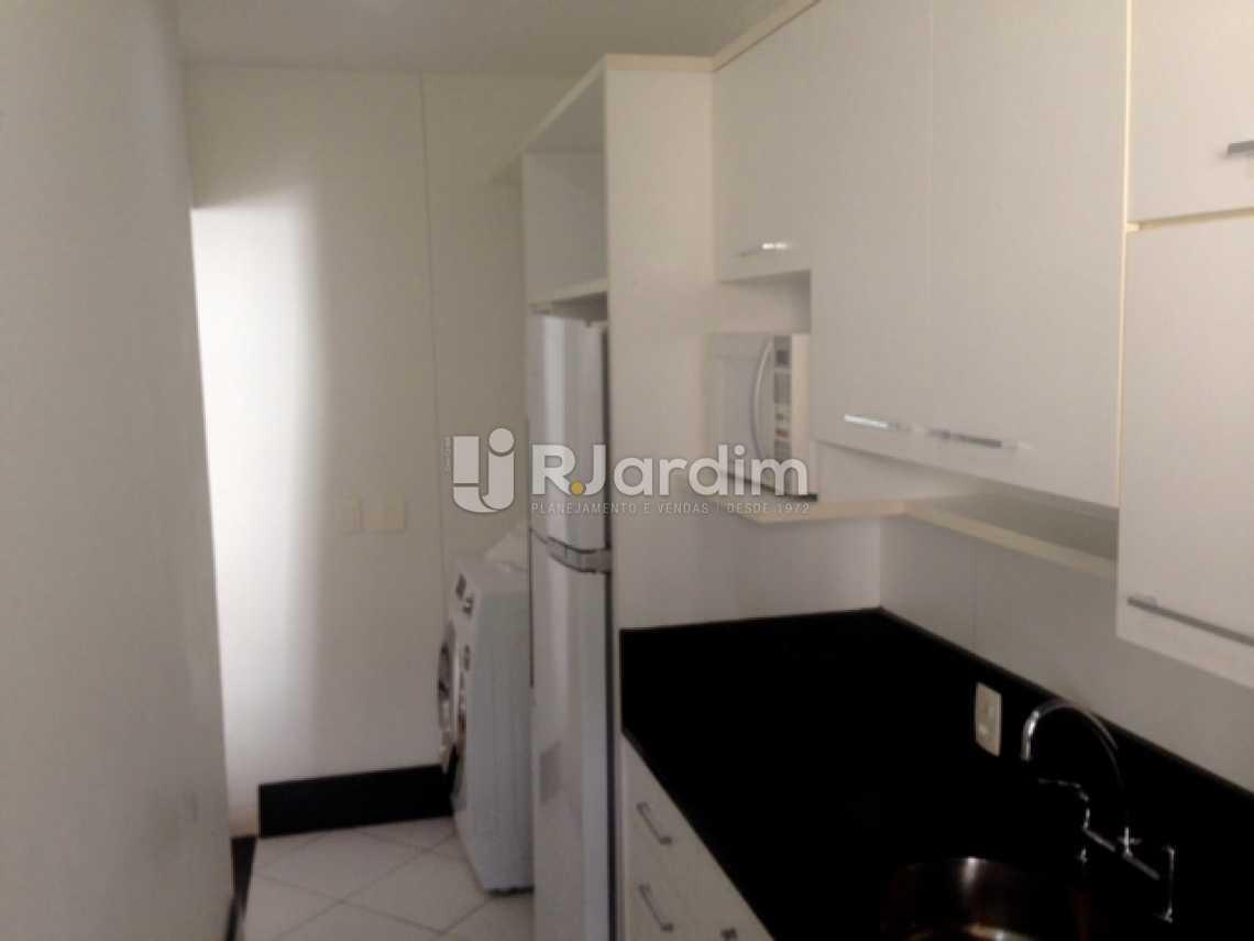 Copa-cozinha - Aluguel Apartamento Ipanema 2 Quartos - LAFL20066 - 20