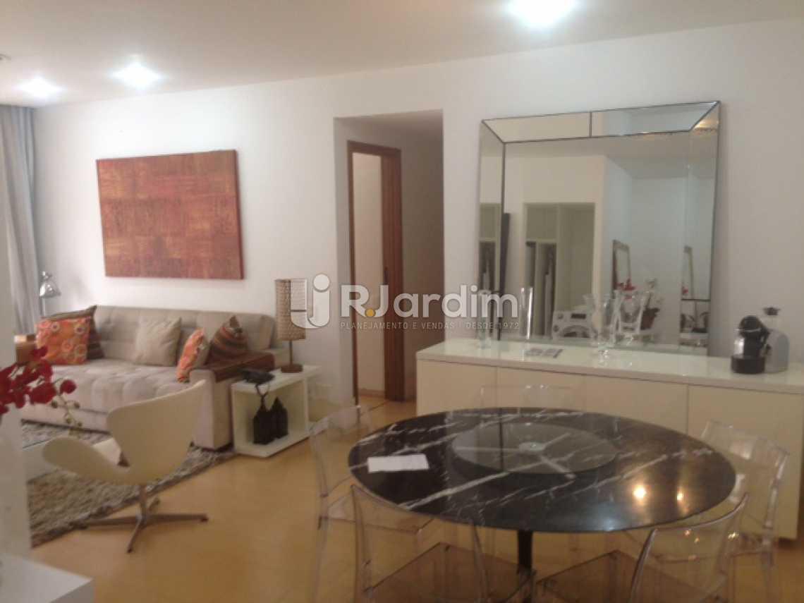 Salão - Aluguel Apartamento Ipanema 2 Quartos - LAFL20066 - 7
