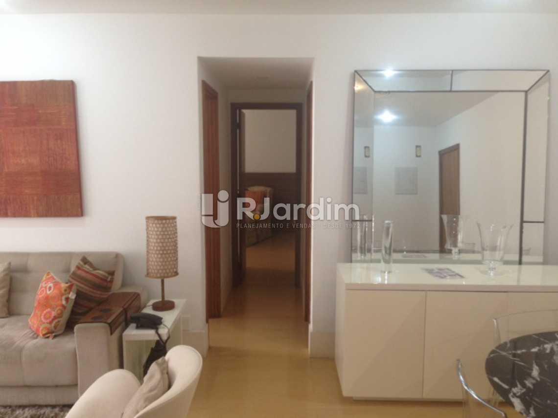 Salão - Aluguel Apartamento Ipanema 2 Quartos - LAFL20066 - 9