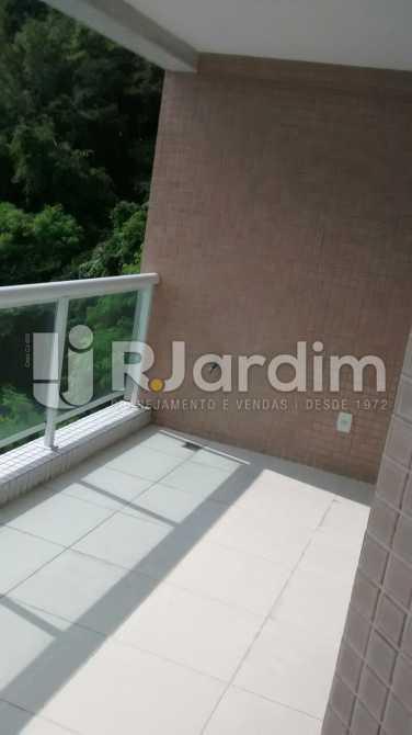 HUMAITÁ - Apartamento Compra Venda Humaitá 3 Quartos - LAAP31508 - 3