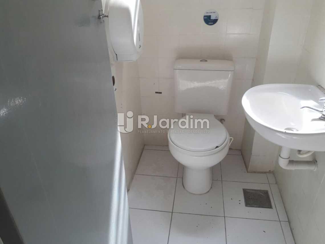 BOTAFOGO - Imóveis Aluguel Prédio Casa Comercial Botafogo - LACC00021 - 13