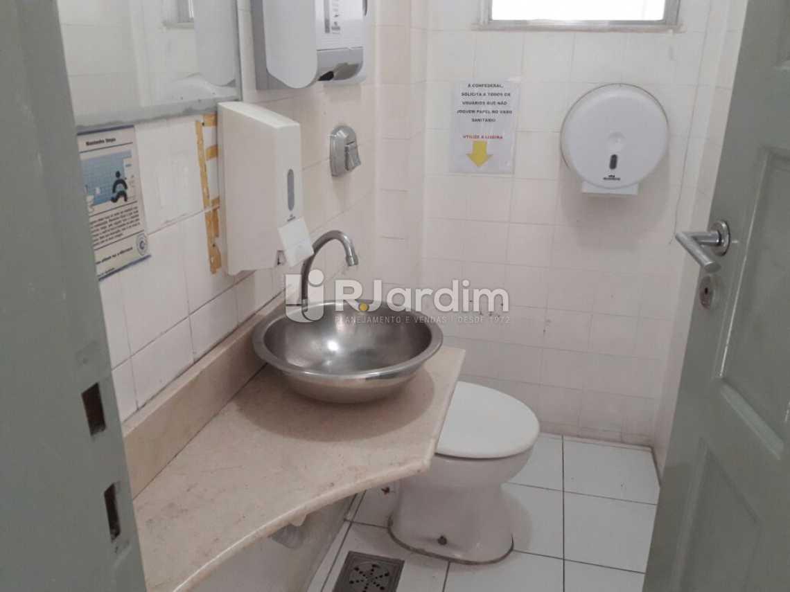 BOTAFOGO - Imóveis Aluguel Prédio Casa Comercial Botafogo - LACC00021 - 21