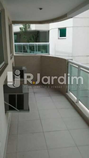 2 - Imóveis Aluguel Jardim Botânico 2 Quartos - LAAP21063 - 3