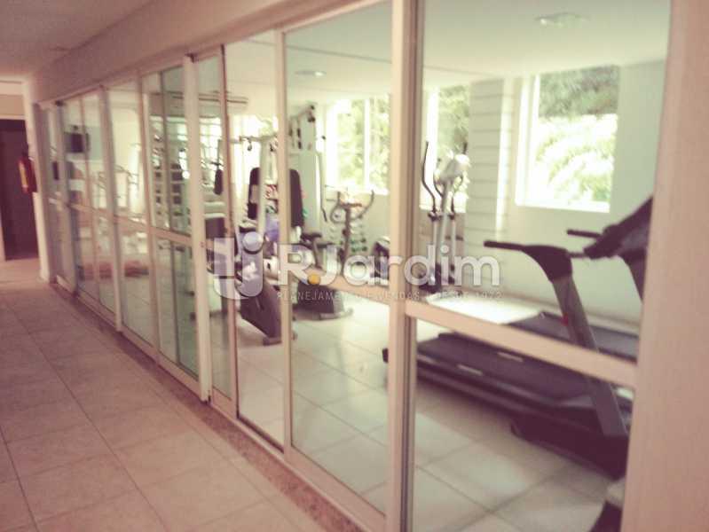Fitness - Imóveis Aluguel Jardim Botânico 2 Quartos - LAAP21063 - 18