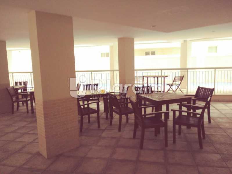 Salão Festas - Imóveis Aluguel Jardim Botânico 2 Quartos - LAAP21063 - 20