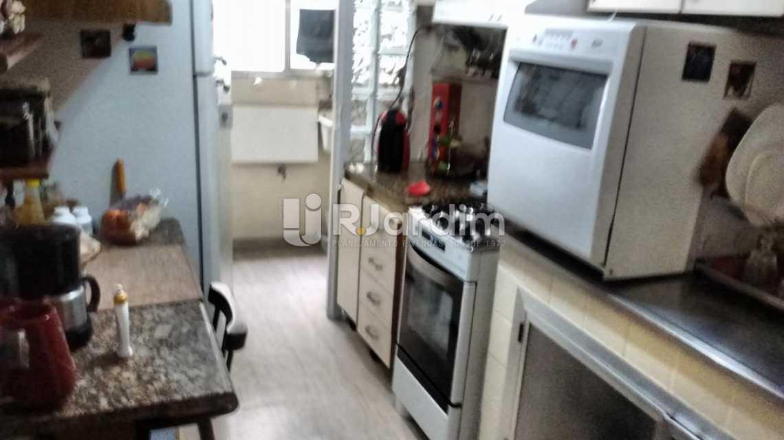 COZINHA  - Apartamento À VENDA, Copacabana, Rio de Janeiro, RJ - LAAP31516 - 8