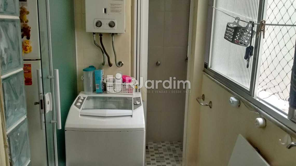 ÁREA - Apartamento À VENDA, Copacabana, Rio de Janeiro, RJ - LAAP31516 - 9