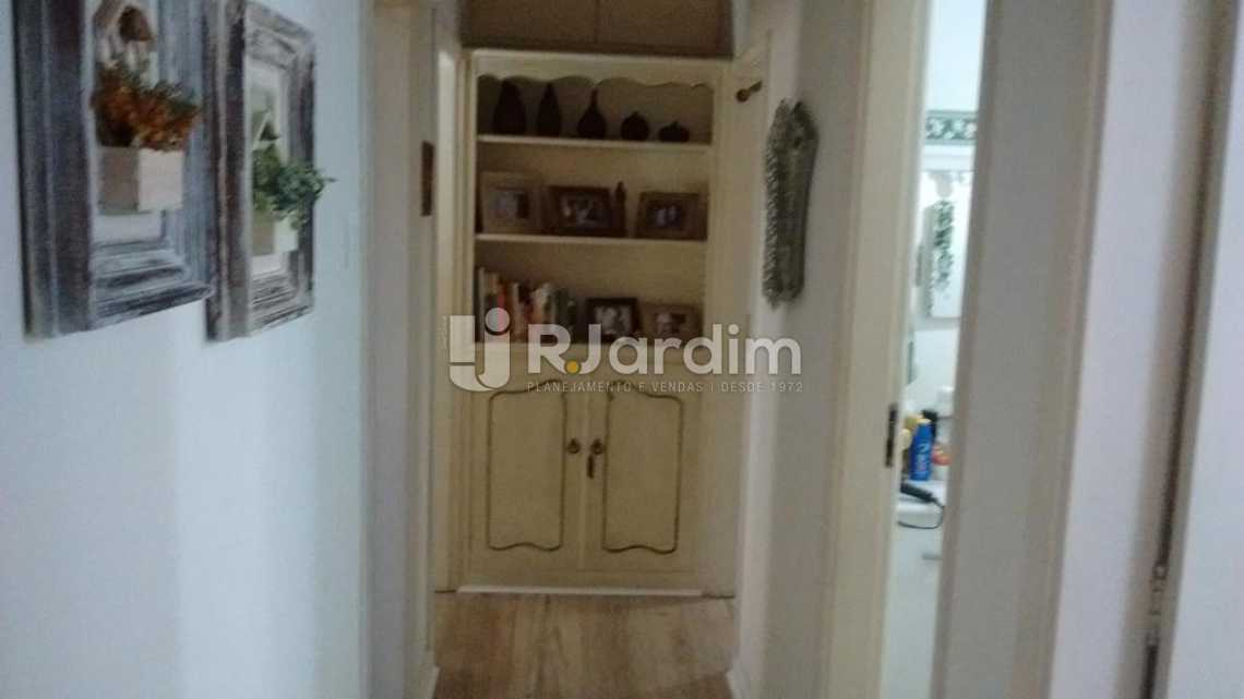 CORREDOR - Apartamento À VENDA, Copacabana, Rio de Janeiro, RJ - LAAP31516 - 14