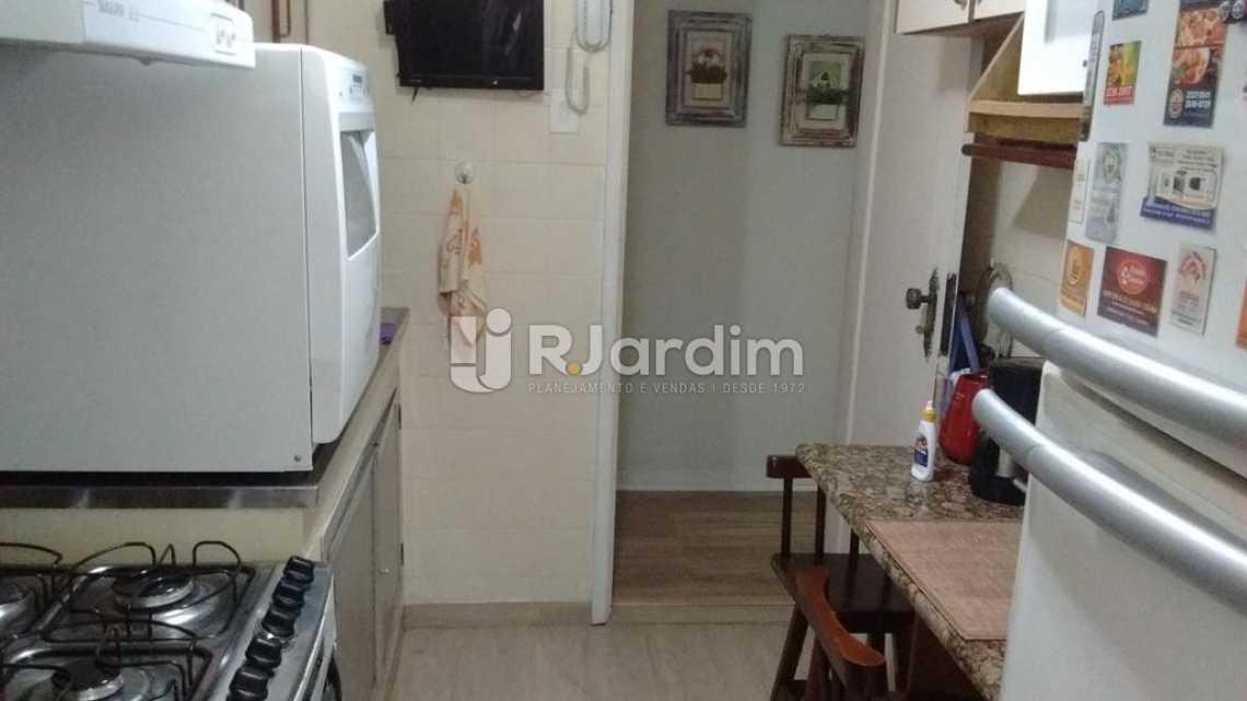 COZINHA - Apartamento À VENDA, Copacabana, Rio de Janeiro, RJ - LAAP31516 - 15