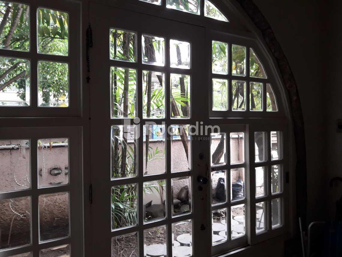 Entrada - Casa à venda Rua Barão da Torre,Ipanema, Zona Sul,Rio de Janeiro - R$ 7.500.000 - LACA40033 - 3