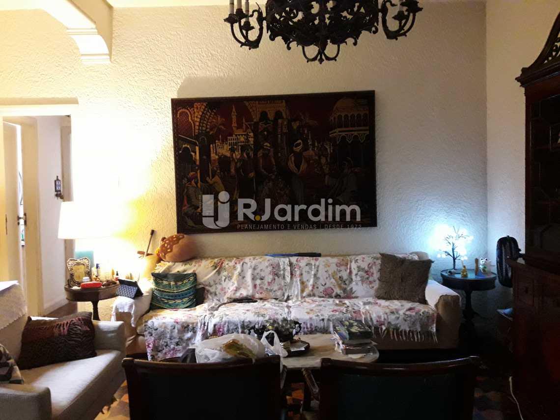 Sala de estar - Casa à venda Rua Barão da Torre,Ipanema, Zona Sul,Rio de Janeiro - R$ 7.500.000 - LACA40033 - 5