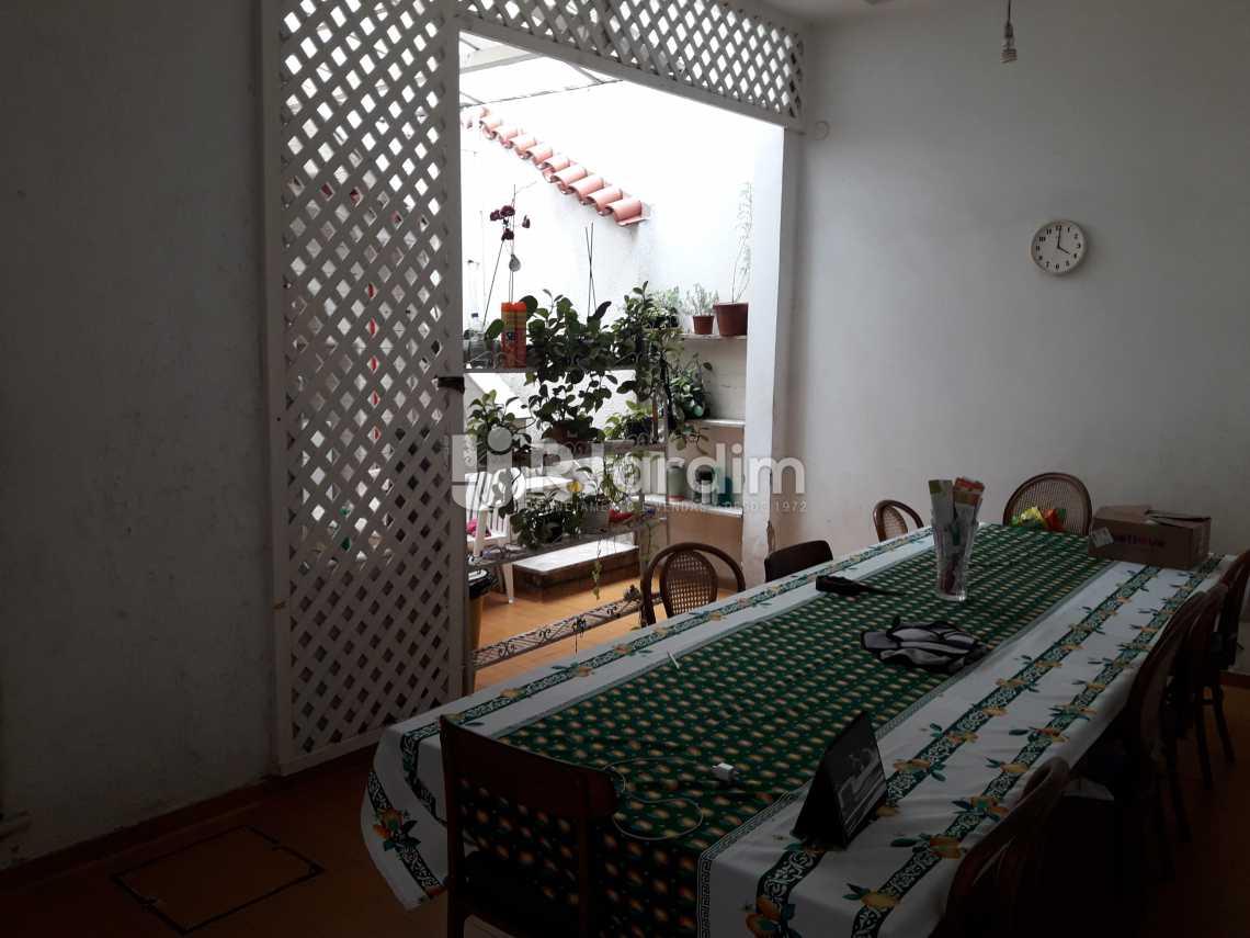 Sala almoço - Casa à venda Rua Barão da Torre,Ipanema, Zona Sul,Rio de Janeiro - R$ 7.500.000 - LACA40033 - 11