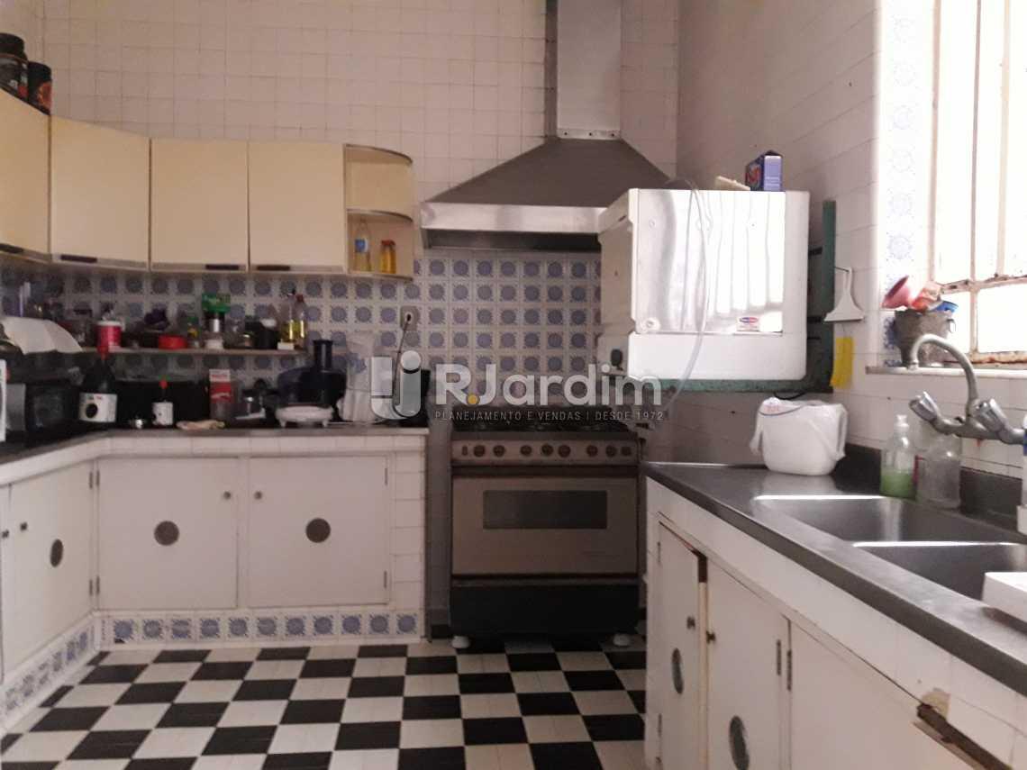 Cozinha - Casa à venda Rua Barão da Torre,Ipanema, Zona Sul,Rio de Janeiro - R$ 7.500.000 - LACA40033 - 10