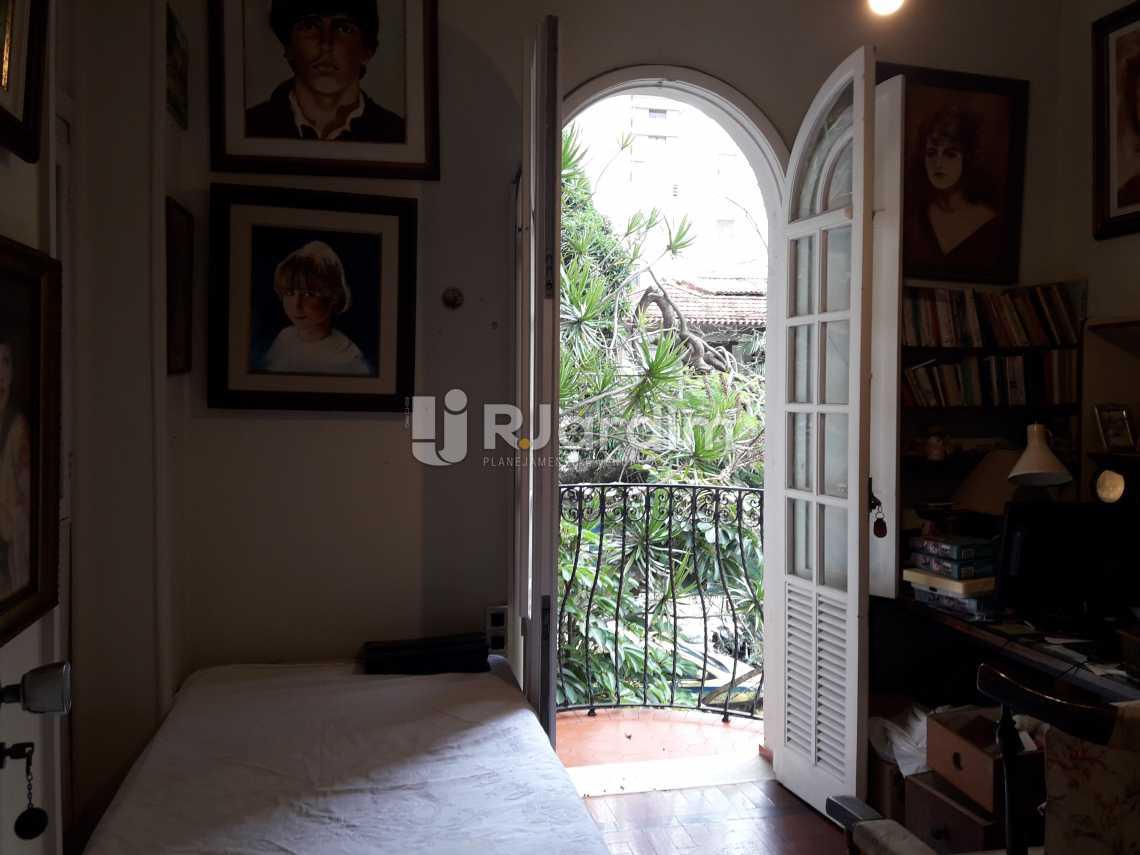 Quarto 1 c/ sacada - Casa à venda Rua Barão da Torre,Ipanema, Zona Sul,Rio de Janeiro - R$ 7.500.000 - LACA40033 - 15