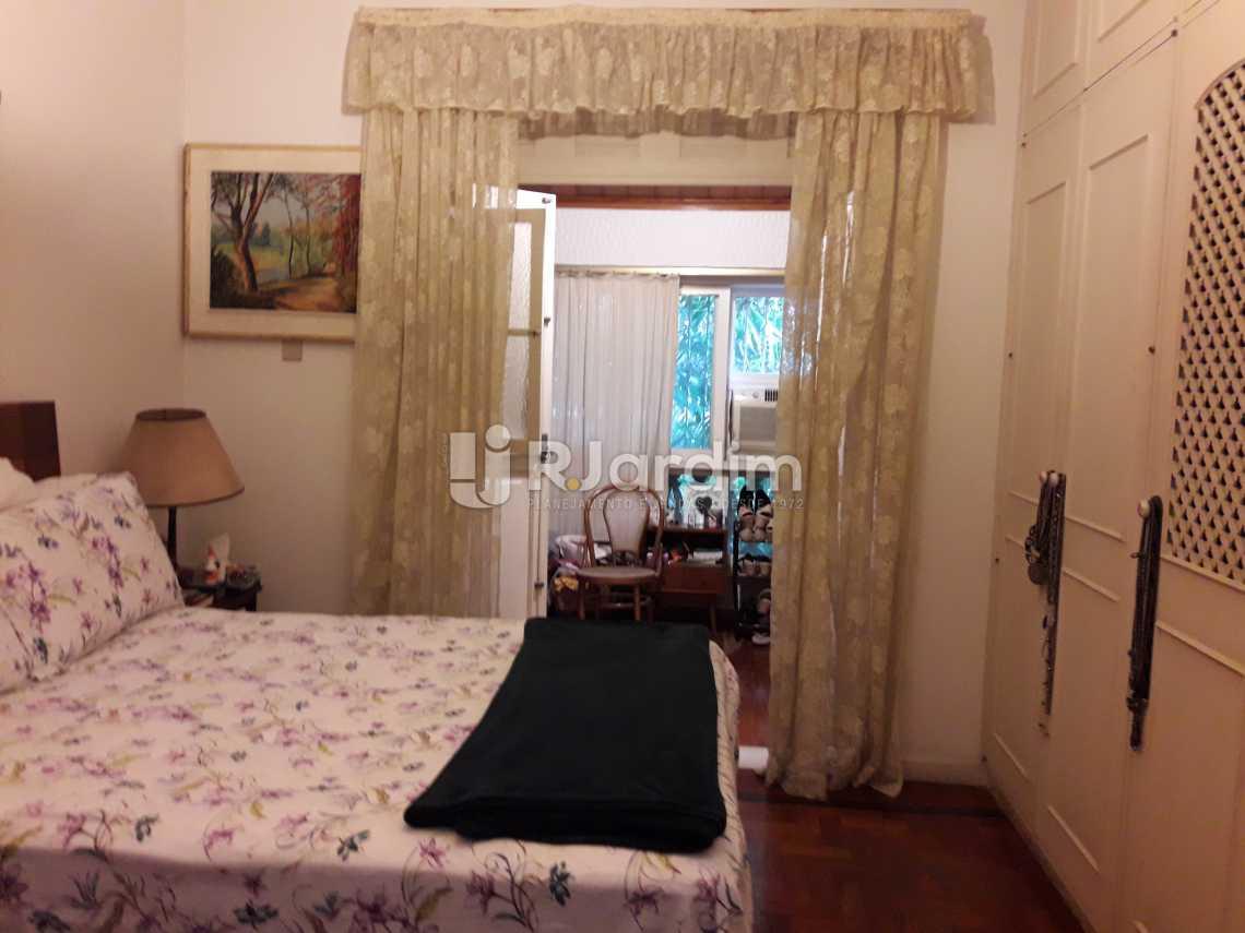 Quarto 2 - Casa à venda Rua Barão da Torre,Ipanema, Zona Sul,Rio de Janeiro - R$ 7.500.000 - LACA40033 - 16