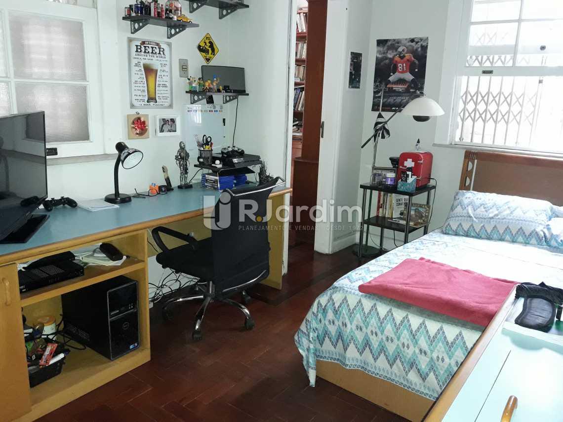 Quarto 4 - Casa à venda Rua Barão da Torre,Ipanema, Zona Sul,Rio de Janeiro - R$ 7.500.000 - LACA40033 - 21