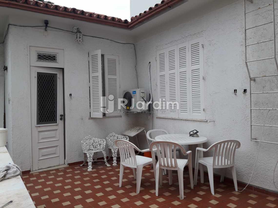 Terraço - Casa à venda Rua Barão da Torre,Ipanema, Zona Sul,Rio de Janeiro - R$ 7.500.000 - LACA40033 - 23