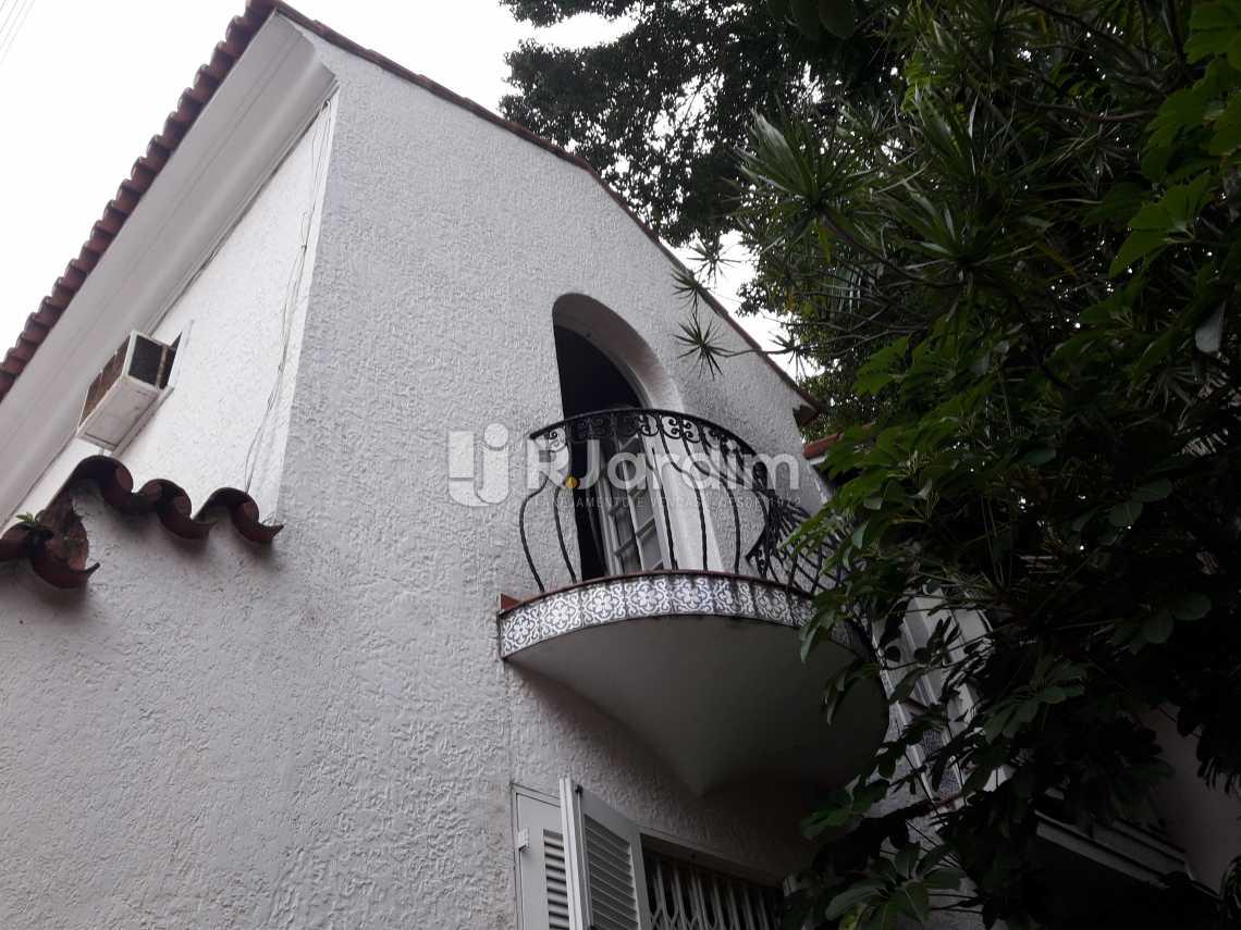 Fachada colonial - Casa à venda Rua Barão da Torre,Ipanema, Zona Sul,Rio de Janeiro - R$ 7.500.000 - LACA40033 - 1