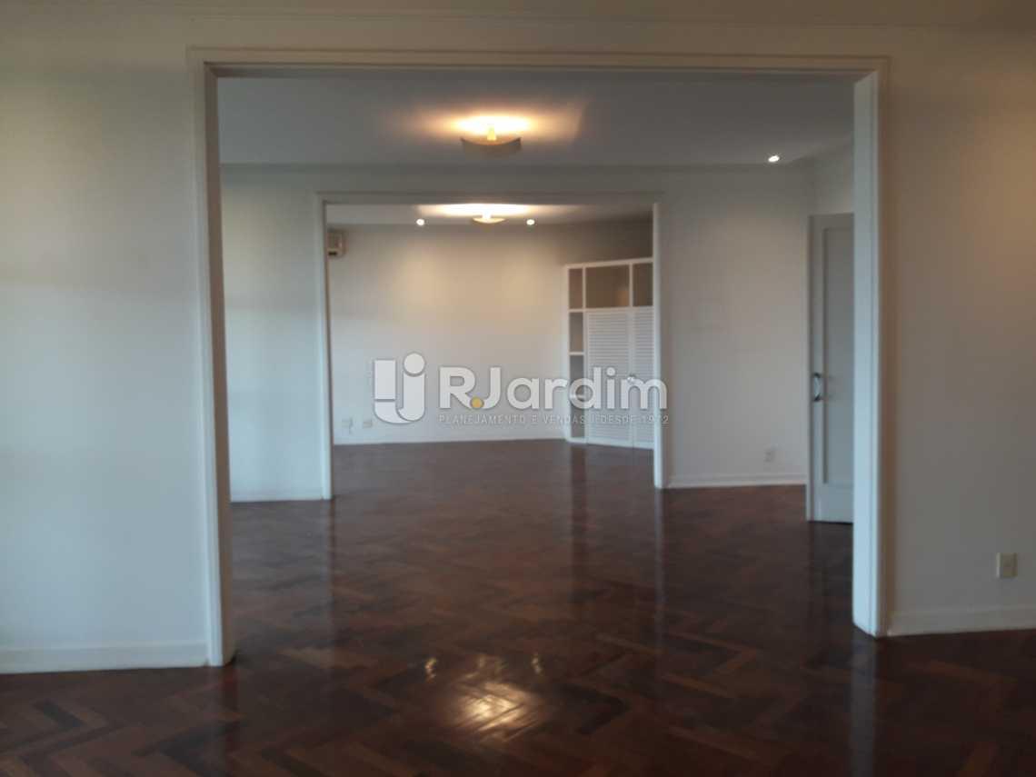Tres salas - Apartamento 3 quartos para alugar Flamengo, Zona Sul,Rio de Janeiro - R$ 6.000 - LAAP31520 - 4