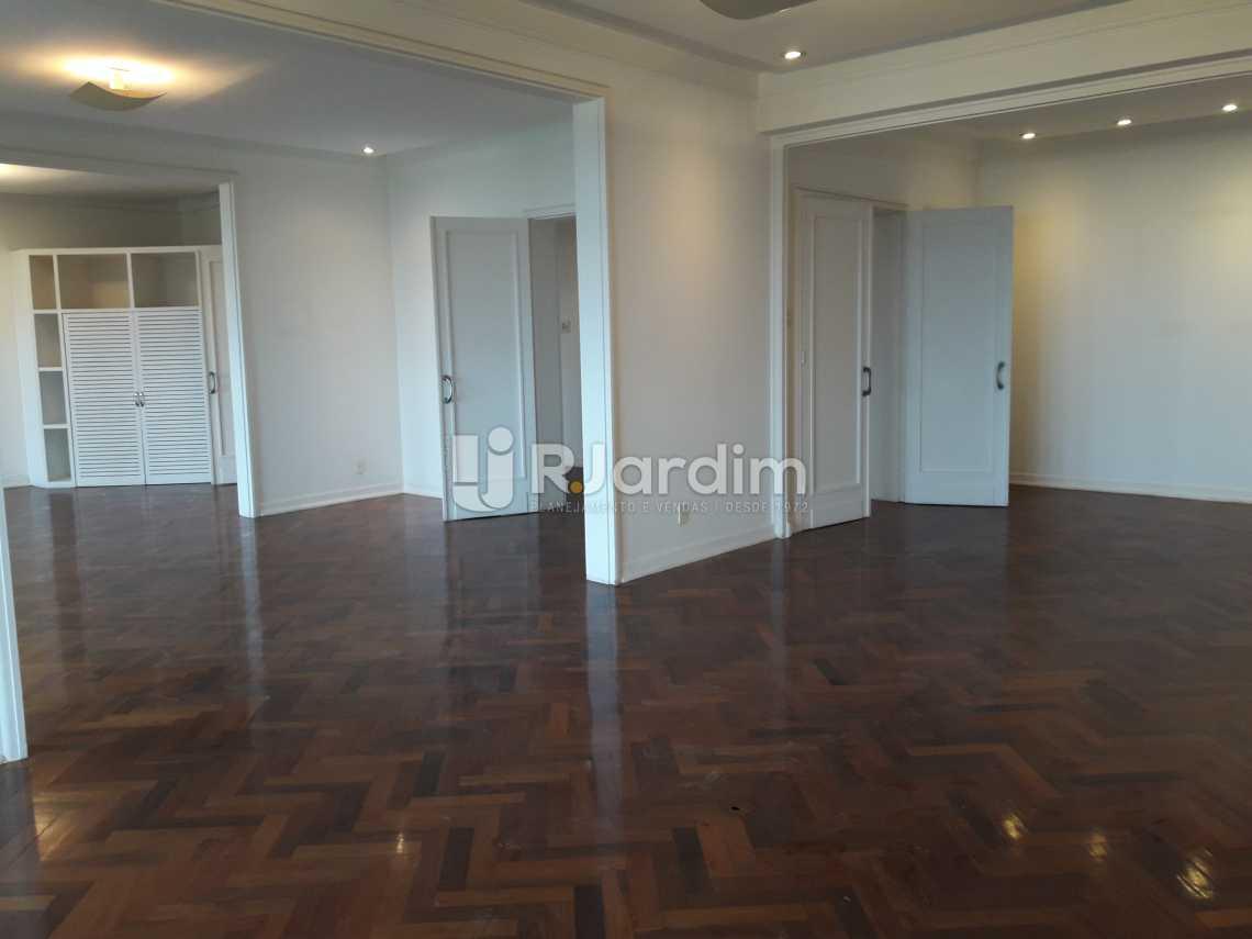 Sala 3 - Apartamento 3 quartos para alugar Flamengo, Zona Sul,Rio de Janeiro - R$ 6.000 - LAAP31520 - 13