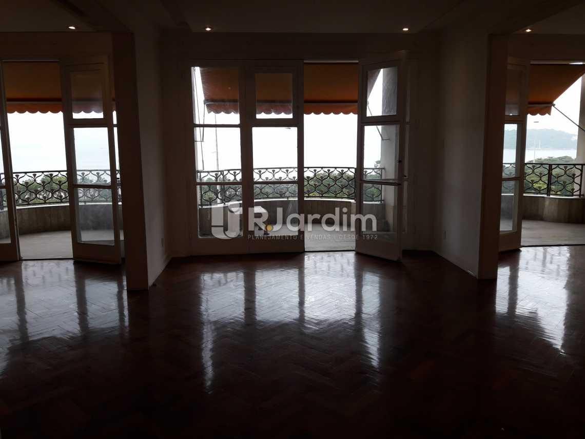3 salas c/ vista panorâmica  - Apartamento 3 quartos para alugar Flamengo, Zona Sul,Rio de Janeiro - R$ 6.000 - LAAP31520 - 6