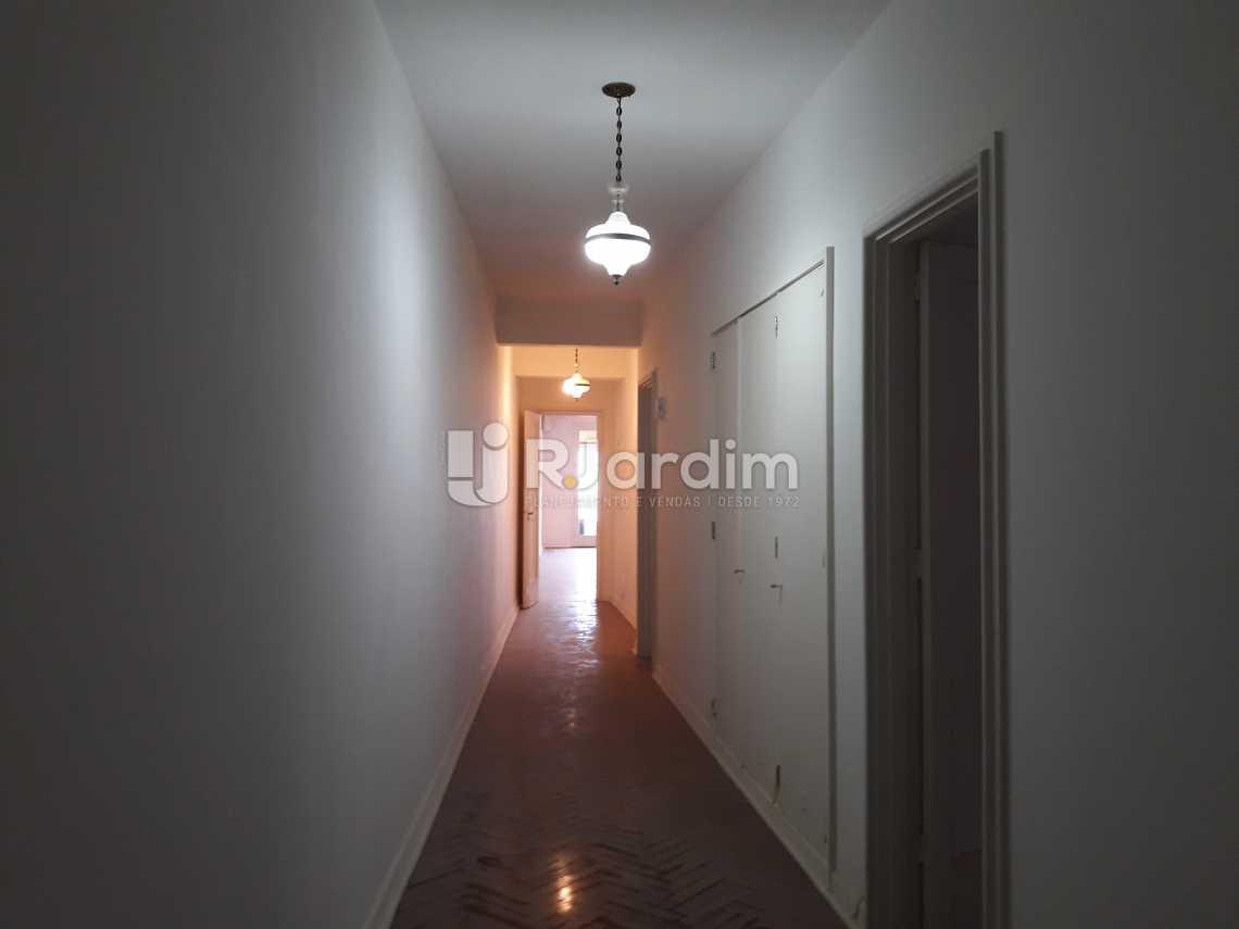 Circulação - Apartamento 3 quartos para alugar Flamengo, Zona Sul,Rio de Janeiro - R$ 6.000 - LAAP31520 - 12