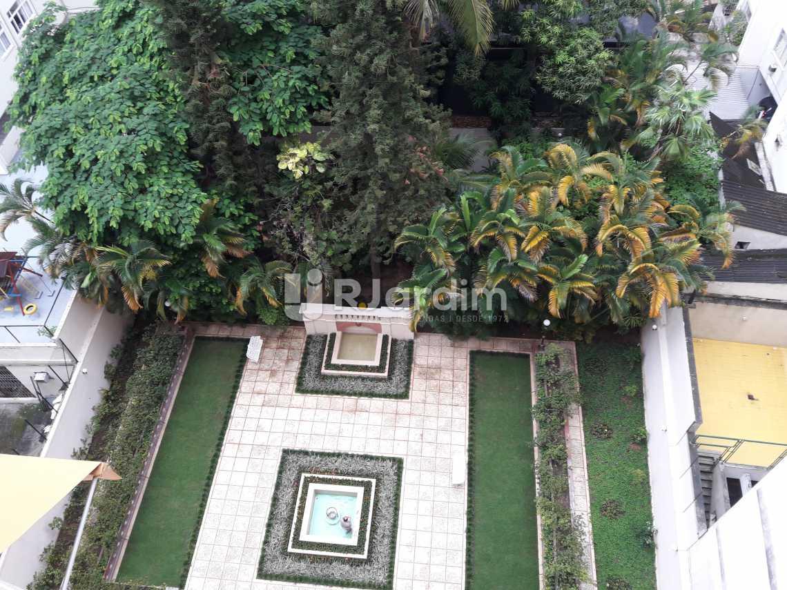 Vista quartos jardim interno - Apartamento 3 quartos para alugar Flamengo, Zona Sul,Rio de Janeiro - R$ 6.000 - LAAP31520 - 15