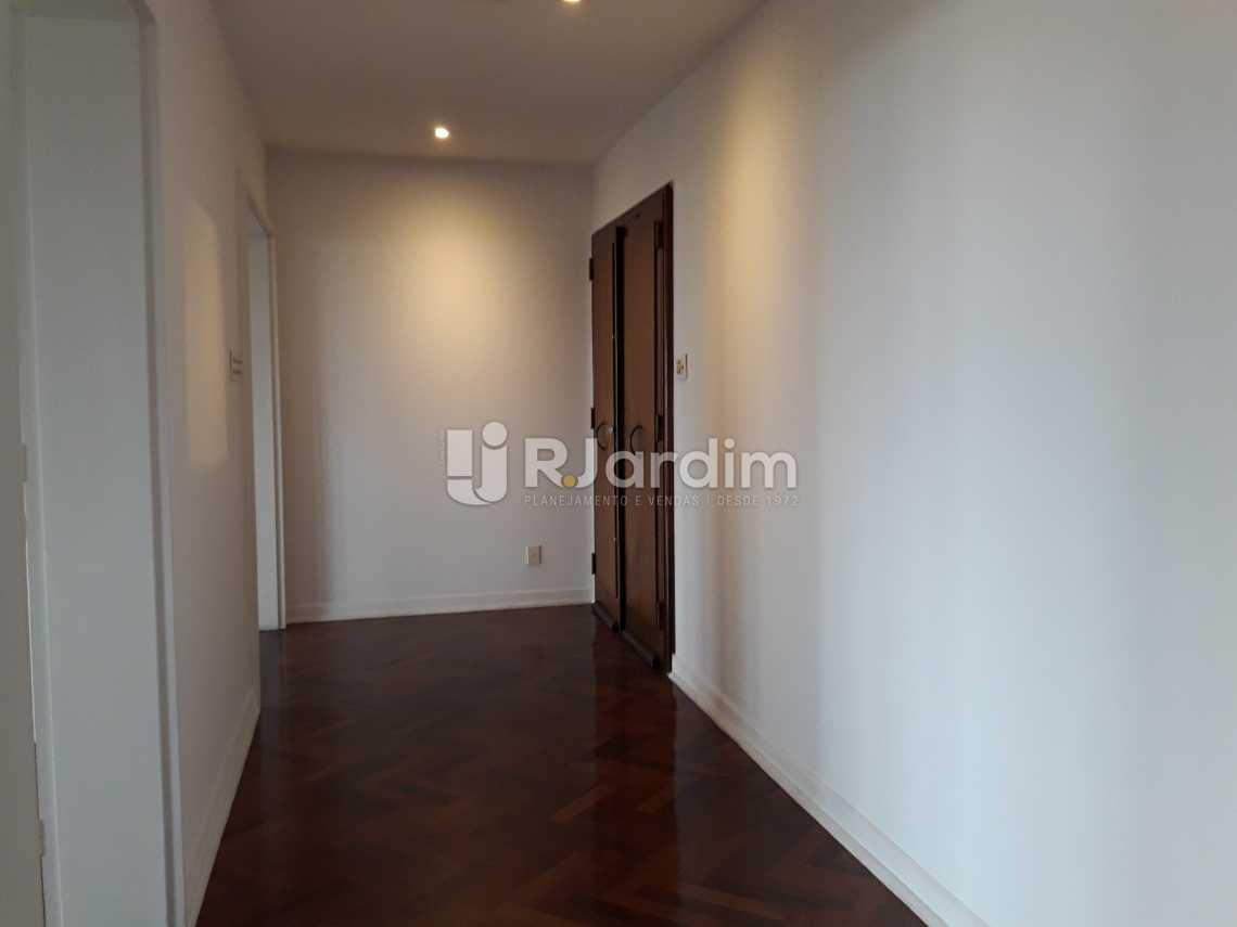 Hall - Apartamento 3 quartos para alugar Flamengo, Zona Sul,Rio de Janeiro - R$ 6.000 - LAAP31520 - 8