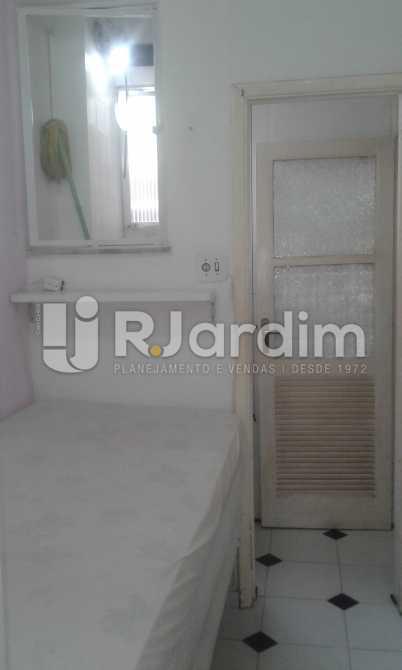 QUARTO DE EMPREGADA  - Imóveis Compra Venda Avaliação Apartamento Ipanema 2 Quartos - LAAP21068 - 24