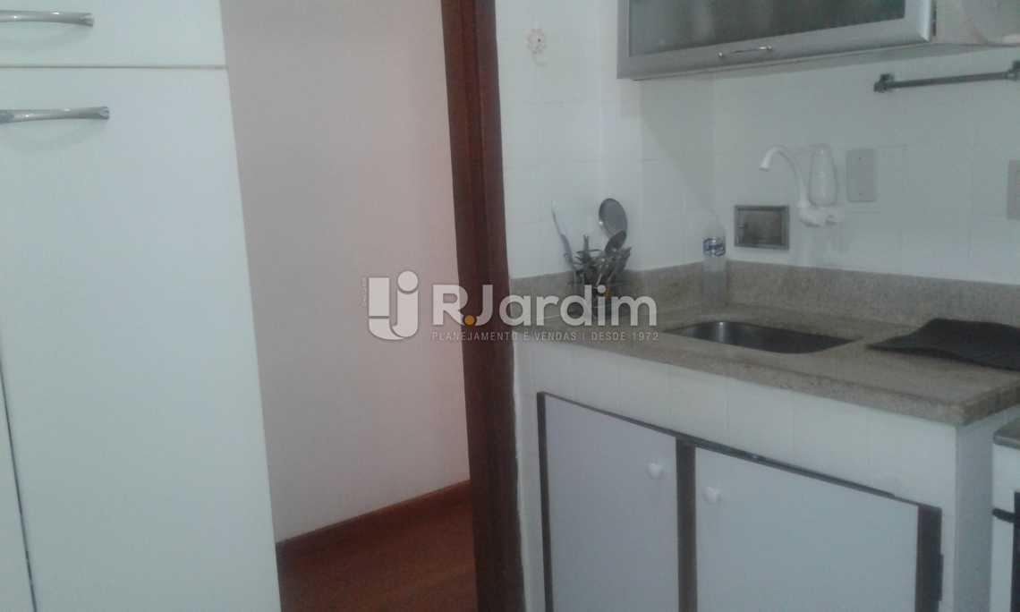 COZINHA - Imóveis Compra Venda Avaliação Apartamento Ipanema 2 Quartos - LAAP21068 - 22