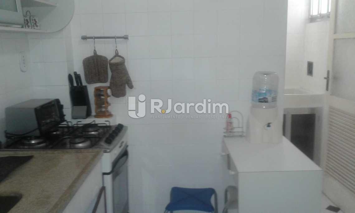 COZINHA - Imóveis Compra Venda Avaliação Apartamento Ipanema 2 Quartos - LAAP21068 - 23