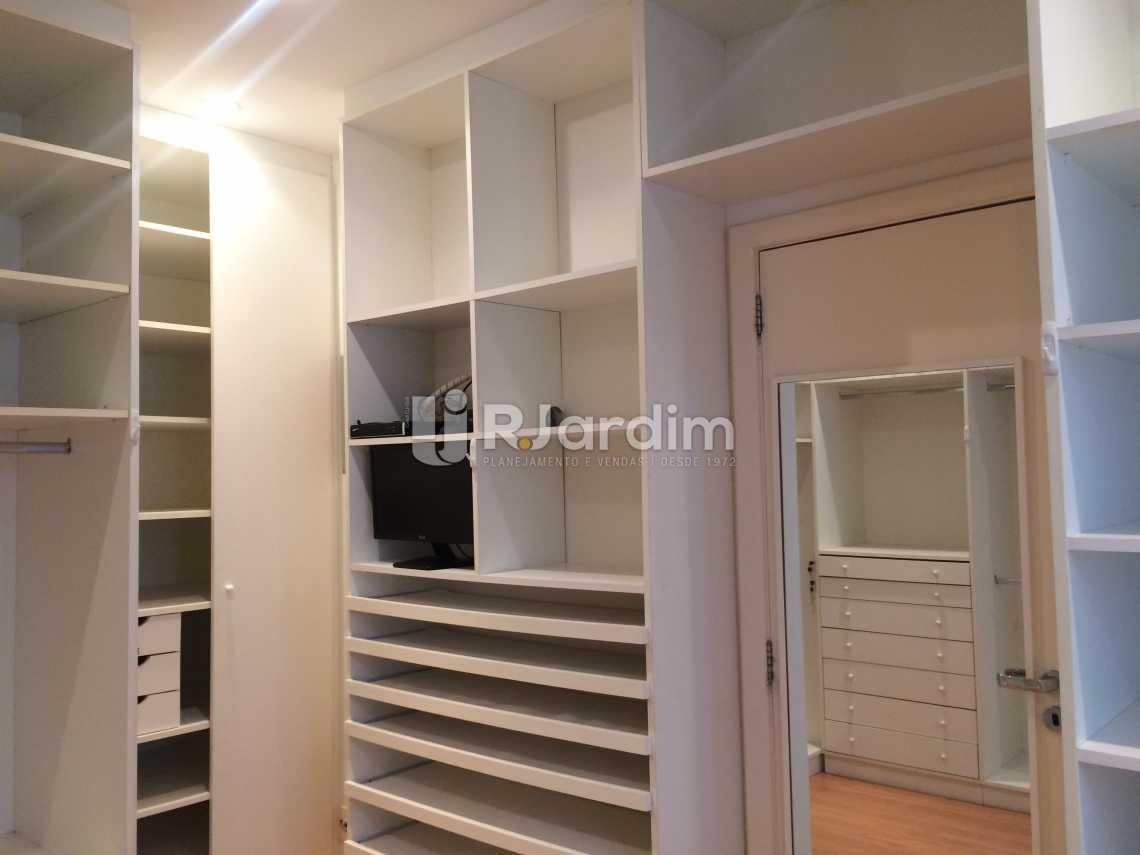 suíte closet - Compra Venda Avaliação Imóveis Apartamento Ipanema 2 Quartos - LAAP21075 - 16