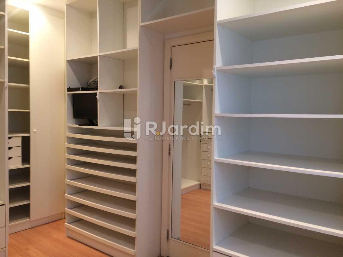 suíte closet - Compra Venda Avaliação Imóveis Apartamento Ipanema 2 Quartos - LAAP21075 - 17