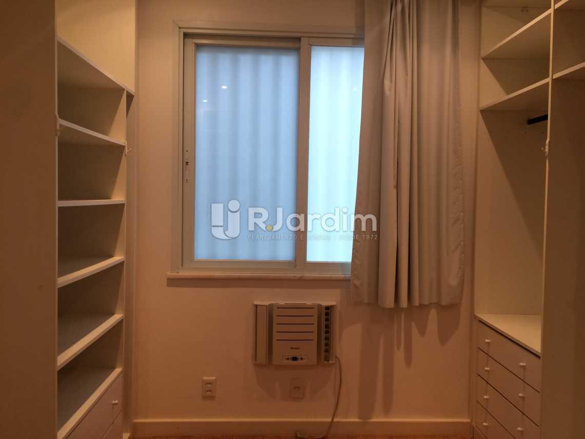 suíte closet - Compra Venda Avaliação Imóveis Apartamento Ipanema 2 Quartos - LAAP21075 - 30