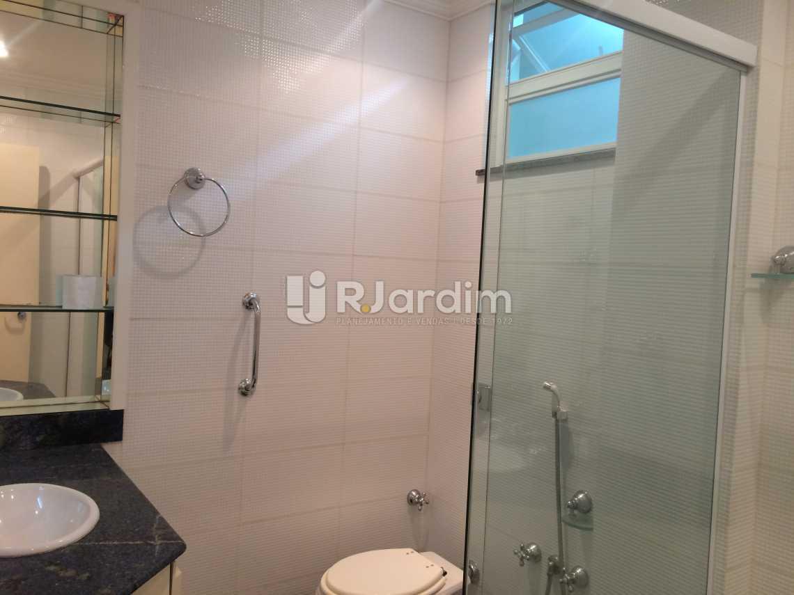 suíte banheiro - Compra Venda Avaliação Imóveis Apartamento Ipanema 2 Quartos - LAAP21075 - 18