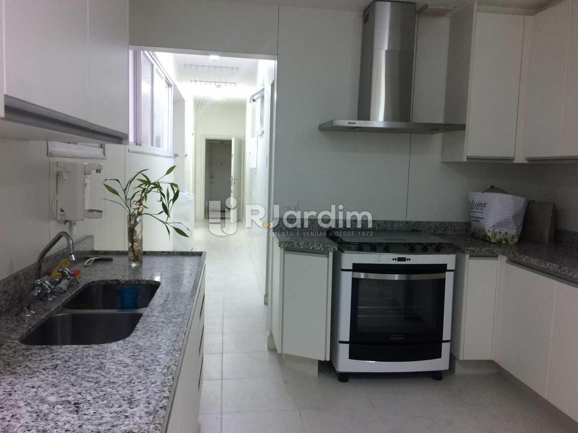 cozinha - Compra Venda Avaliação Imóveis Apartamento Ipanema 2 Quartos - LAAP21075 - 21