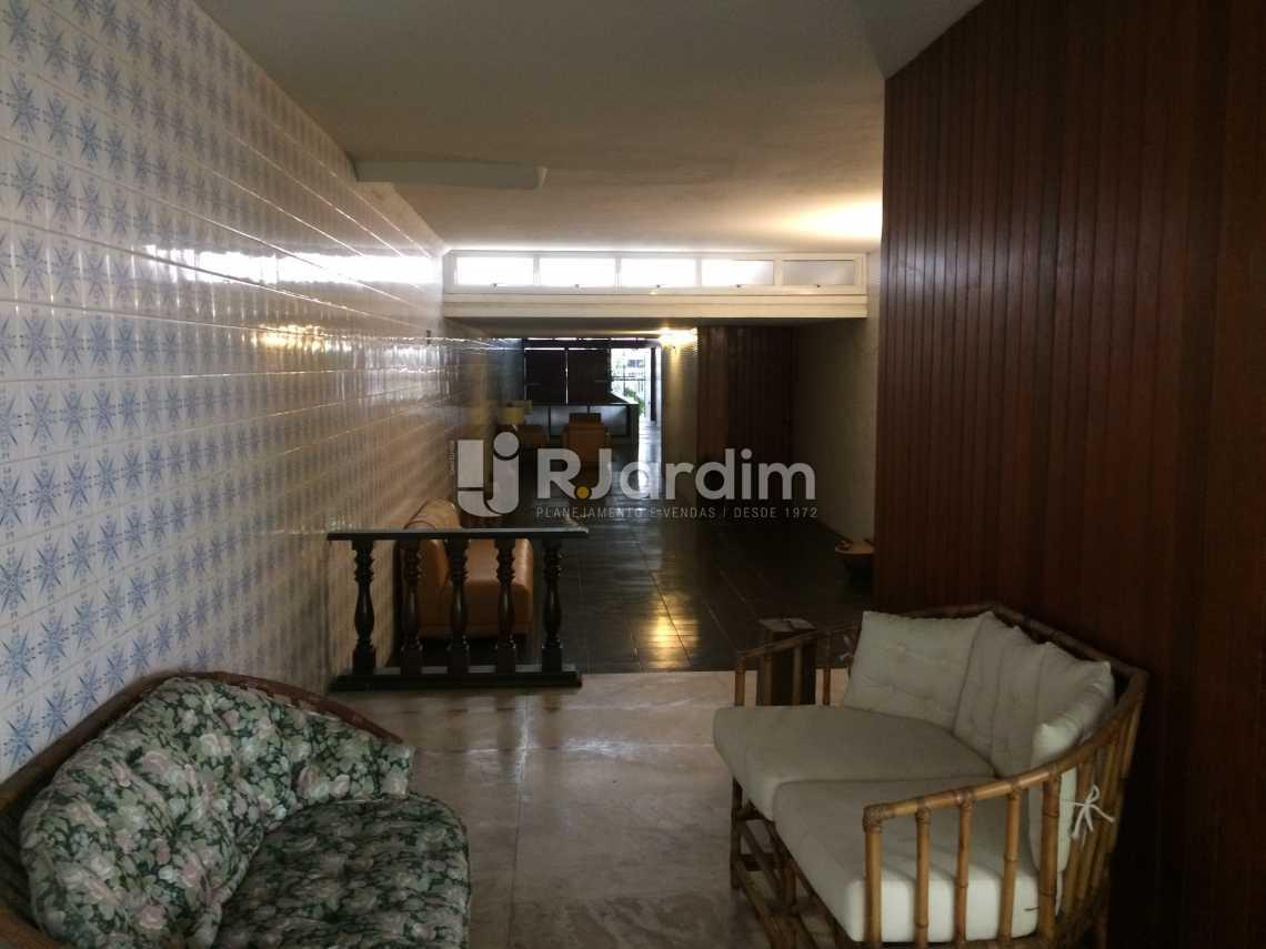 hall condomínio - Compra Venda Avaliação Imóveis Apartamento Ipanema 2 Quartos - LAAP21075 - 27