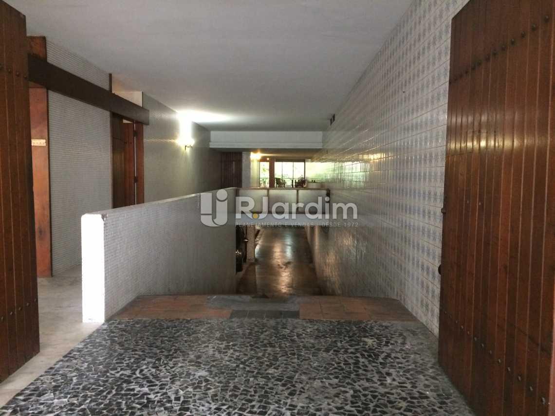 acesso garagem - Compra Venda Avaliação Imóveis Apartamento Ipanema 2 Quartos - LAAP21075 - 29